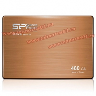 Диск SSD Silicon Power SP480GBSS3V70S25