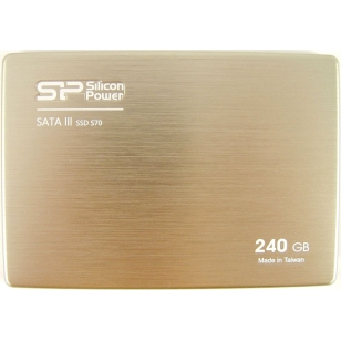 Диск SSD Silicon Power SP240GBSS3S70S25
