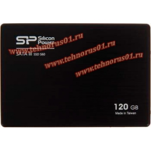 Диск SSD Silicon Power SP120GBSS3S60S25
