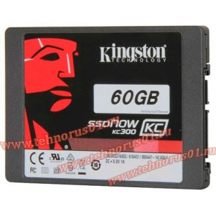 Диск SSD Kingston SKC300S3B7A/60G