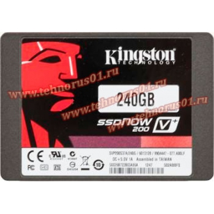 Диск SSD Kingston SVP200S3B7A/240G