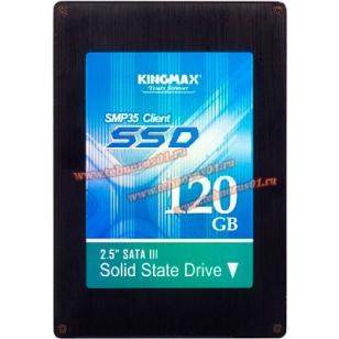 Диск SSD Kingmax KM120GSMP35