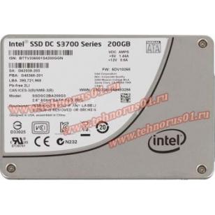 Диск SSD Intel SSDSC2BA200G301