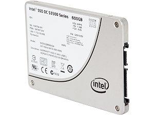 Диск SSD Intel SSDSC2BB600G401