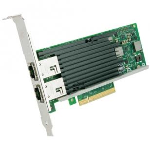 Сетевая карта Intel X540-T2