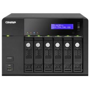 Сетевое хранилище NAS QNAP TS-669 PRO