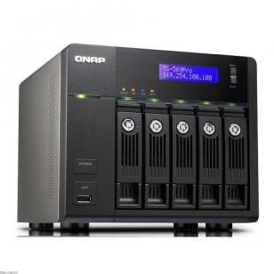 Сетевое хранилище NAS QNAP TS-569 Pro