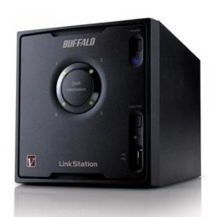 Сетевое хранилище NAS BUFFALO LinkStation Pro Quad