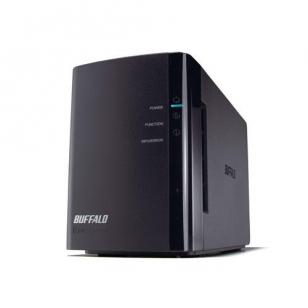 Сетевое хранилище NAS BUFFALO LinkStation Duo