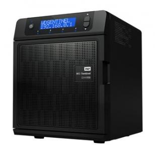 Сетевое хранилище NAS WD WDBLGT0060KBK