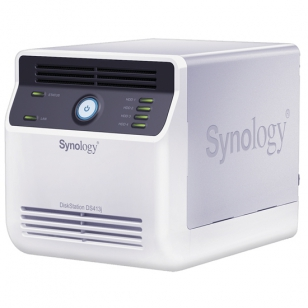 NAS сетевой накопитель Synology DS413j