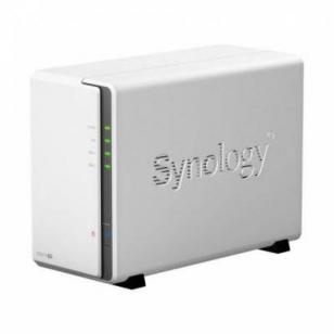 NAS сетевой накопитель Synology DS214se