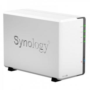 Сетевое хранилище NAS Synology DS213 air