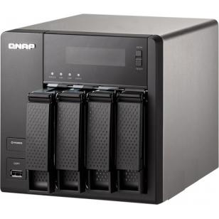 Сетевое хранилище NAS QNAP TS-421