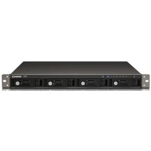 Сетевое хранилище NAS QNAP TS-420U