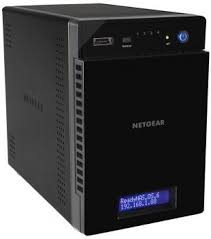 NAS Сетевое хранилище Netgear RN31400-100EUS