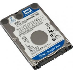 HDD жесткий диск Western Digital WD5000LPVT