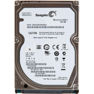 HDD жесткий диск Seagate ST9320325AS