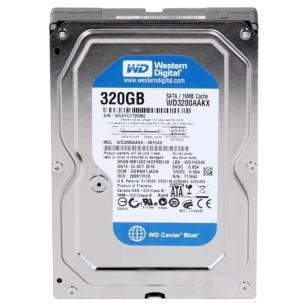 HDD жесткий диск Western Digital WD3200AAKX