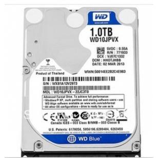 HDD жесткий диск Western Digital WD10JPVX