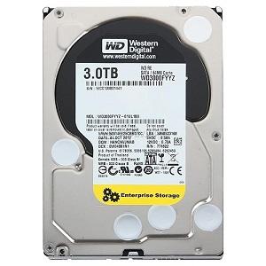 HDD жесткий диск Western Digital WD3000FYYZ