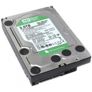 HDD жесткий диск Western Digital WD30EZRX