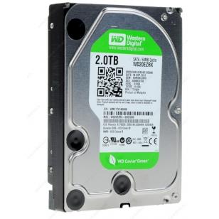 HDD жесткий диск Western Digital WD20EZRX