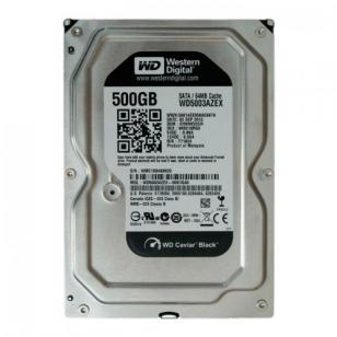 HDD жесткий диск Western Digital WD5003AZEX