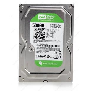 HDD жесткий диск Western Digital WD5000AZRX