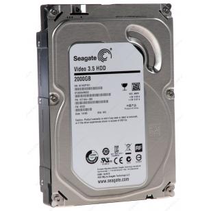 HDD жесткий диск Seagate ST2000VM003