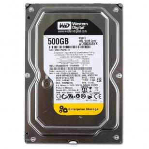 HDD жесткий диск Western Digital WD5003ABYX