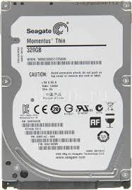 Жесткий диск HDD Seagate ST320LT012