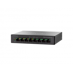 Коммутатор Cisco SB SF100D-08P-EU