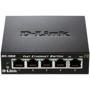 Коммутатор D-link DES 1005D N2A